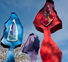 Sedona Whimsey by phil decocco