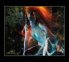 Born of Fire & Water (Reborn) by Rayvn Navarro