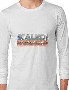 KALED Inc. logo Long Sleeve T-Shirt