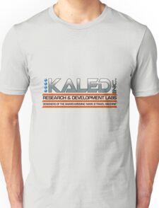 KALED Inc. logo Unisex T-Shirt