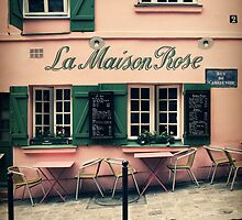 La Maison Rose by Caroline Fournier