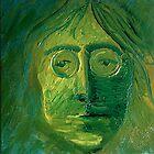 John Lennon by Pamela Hubbard