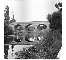 Summer, Richmond Bridge—Tasmania Poster