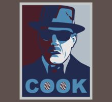 Heisenberg COOK BrBa shirt  by BrBa