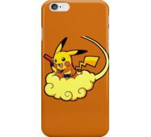pikachu super saiyan iPhone Case/Skin