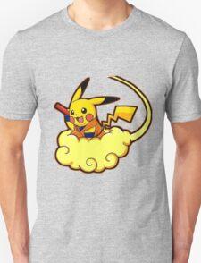 pikachu super saiyan T-Shirt
