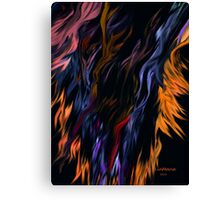 Earth, Wind and Fire.. Canvas Print