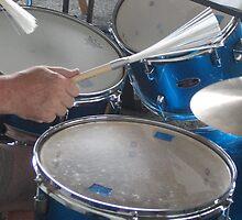 Billy's Drums by BagLady