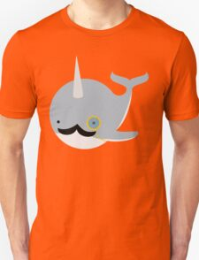Sir Narwhal Unisex T-Shirt
