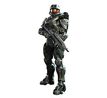 Halo - Master Chief (John 117) Photographic Print