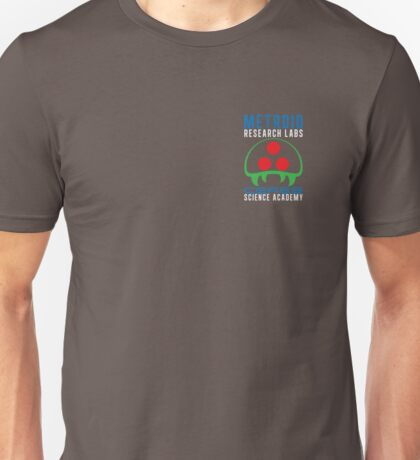 Metroids... For Science! Unisex T-Shirt