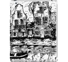 Once Upon A Town iPad Case/Skin