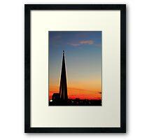 Milwaukee View © Framed Print