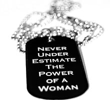 power of a woman by natalie angus