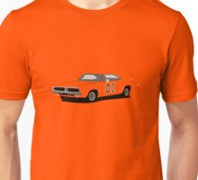 Dodge Charger - The General Lee Unisex T-Shirt