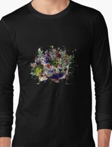 Welcome to chaos Long Sleeve T-Shirt