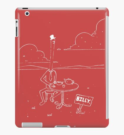 Dont touch billy iPad Case/Skin