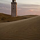Portrait of a Lighthouse by Ulla Jensen