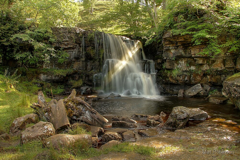 East Gill Force by Mat Robinson