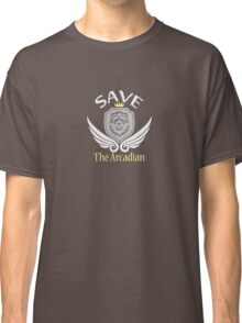 Save The Arcadian Classic T-Shirt