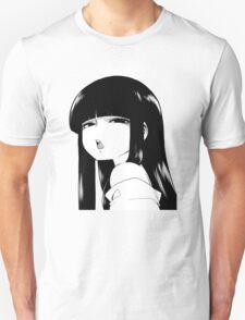 Black Haired Girl T-Shirt
