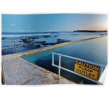 Pump House Baths  Poster