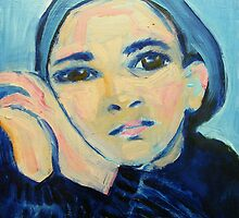 moslem girl by donna malone