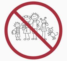 Ban the fam(stickers) by David Geoffrey Gosling (Dave Gosling)