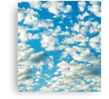 Cloud and Sun II Canvas Print