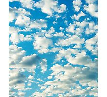 Cloud and Sun II Photographic Print