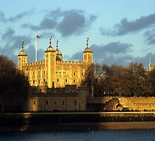 Tower of London by Kasia Nowak