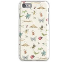 Insect Pattern iPhone Case/Skin