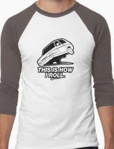 """Top Gear - Reliant Robin """"This is how I roll."""" T-Shirt"""