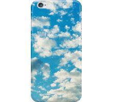 Cloud and Sun II iPhone Case/Skin