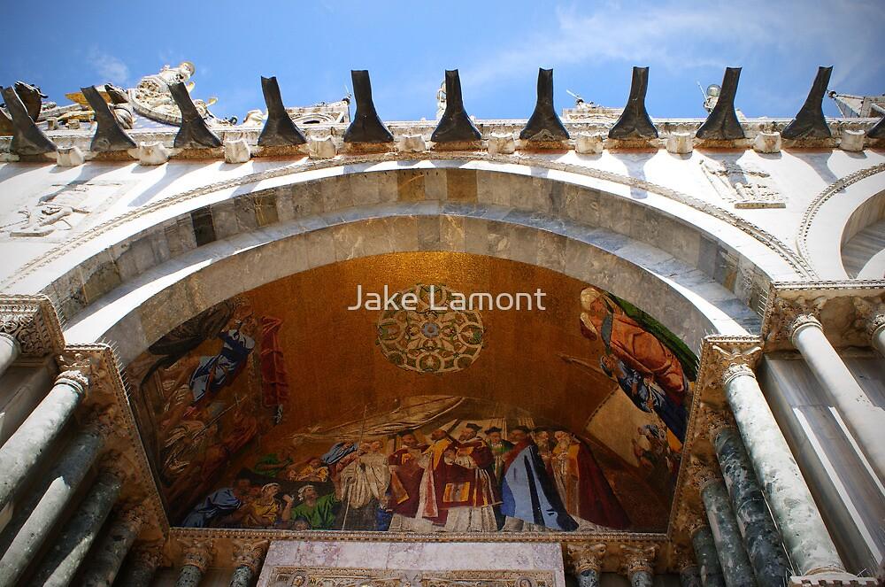 St. Mark's Basilica, Venice by Jake Lamont