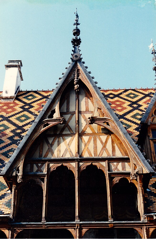 Hospices de Beaune by Pascal and Isabella Inard