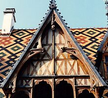 Hospices de Beaune by Pascal Inard