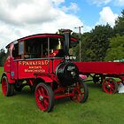 Steam Driven Vehicle by hootonles