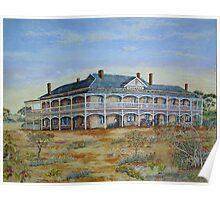 Dumbleyung Hotel - Back When Poster