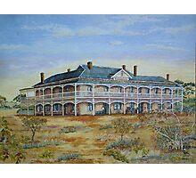 Dumbleyung Hotel - Back When Photographic Print