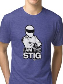 Top Gear - I am the Stig II Tri-blend T-Shirt