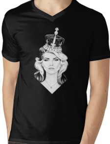 Debbie Harry Mens V-Neck T-Shirt