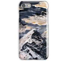 Evening Mountains iPhone Case/Skin