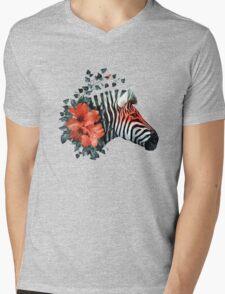 Untamed Mens V-Neck T-Shirt