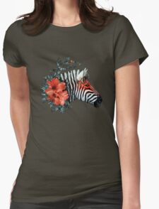 Untamed Womens Fitted T-Shirt