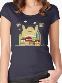 Shoplifter! Women's Fitted Scoop T-Shirt