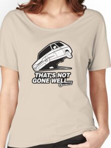 "Top Gear - Reliant Robin ""That's not gone well.."" Women's Relaxed Fit T-Shirt"