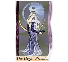 THE HIGH PRIESTESS Poster