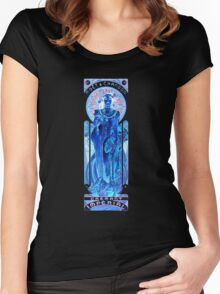 Negative Mucha Women's Fitted Scoop T-Shirt
