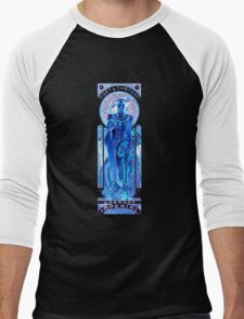 Negative Mucha Men's Baseball ¾ T-Shirt